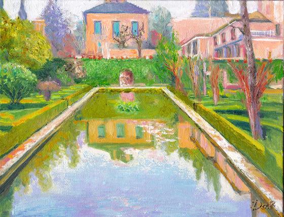 Alhambra Pool 2013
