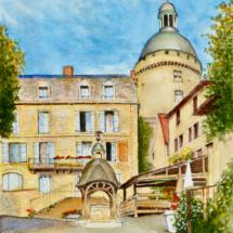 Rue Maxence,Hautefort
