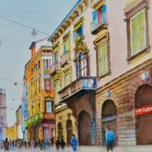 Verona, Caffe Tubino