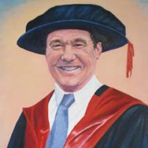 Dr A J Collier Portrait