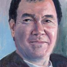 A J Collier Portrait D