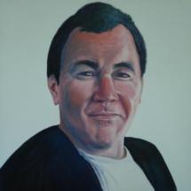 A J Collier Portrait E