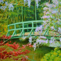 Giverny Bridge