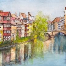 River Pegnitz Nuremberg