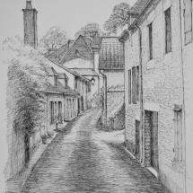 Rue Du Port Limeuil