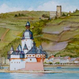 Pfalzgrafenstein Burg