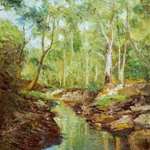 Darebin Creek Crossing Alphington
