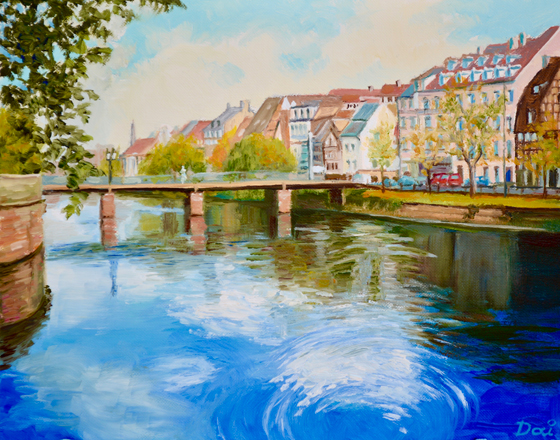 Strasbourg River Ill 2