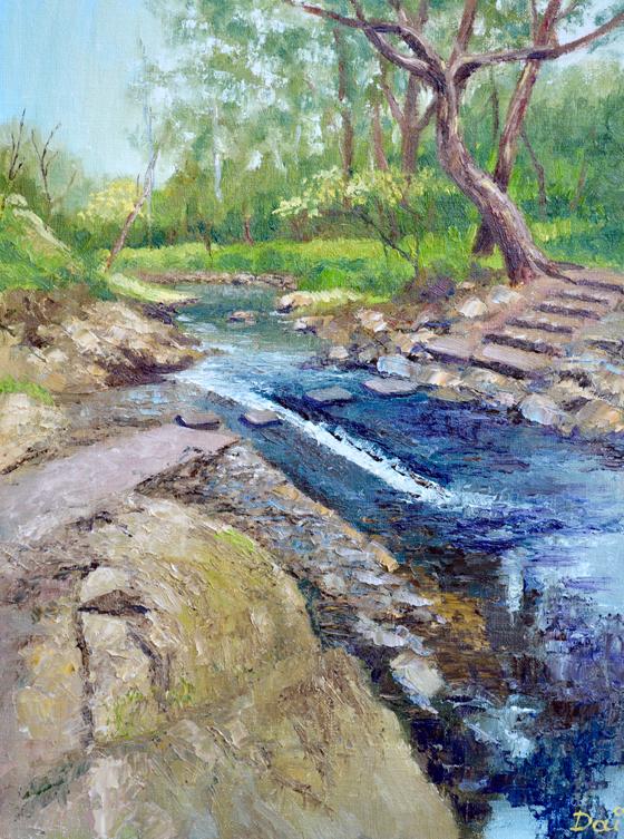 Darebin Creek Ford