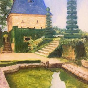 Eyrignac Jardins France